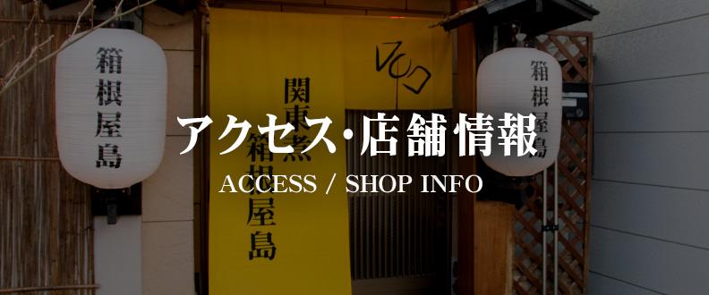アクセス店舗情報
